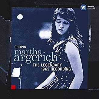 Chopin Piano Works – Martha Argerich
