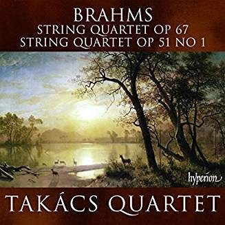 Brahms – String Quartets – Takacs Quartet