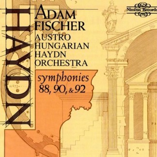 Haydn – Symphonies 88, 90 and 92 – Adam Fischer