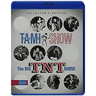 T.A.M.I. Show / The Big T.N.T. Show SSC  With Rolling Stones, Beach Boys, Byrds… Blu-ray (Click for more info)