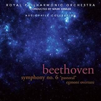 Beethoven – Symphony No. 6 – Egmont Overture – Mark Ermler (Wear to rear of front artwork)