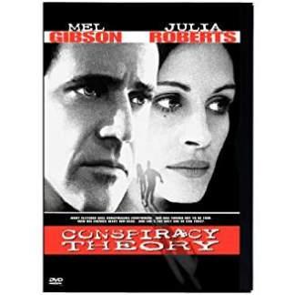 Conspiracy Theory – Mel Gibson, Julia Roberts (DVD)