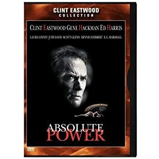 Absolute Power – Clint Eastwood (DVD)