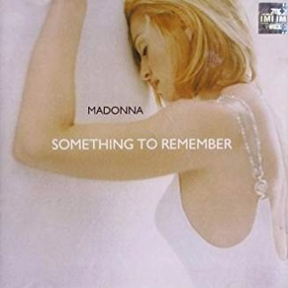 Madonna – Something to Remember