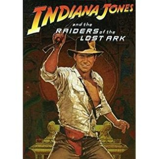 Indiana Jones and The Raiders of the Lost Ark (DVD) PG WS