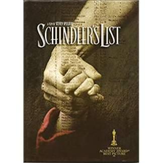 Schindler's List – A Steven Spielberg Film (DVD) R WS