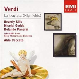 Verdi – La Traviata (Highlights) – Beverly Sills SS