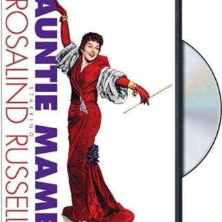 Auntie Mame – Rosalind Russell (DVD) WS
