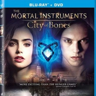 The Mortal Instruments – City of Bones (Blu-Ray + DVD) PG13