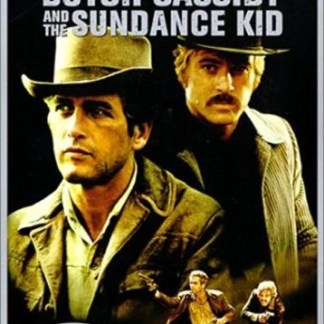 Butch Cassidy and the Sundance Kid – Paul Newman, Robert Redford (DVD Special Edition) PG WS