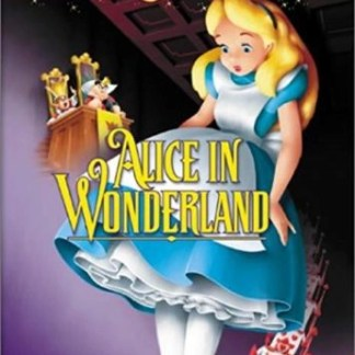 Alice in Wonderland – Disney Gold Classic Collection (DVD) G