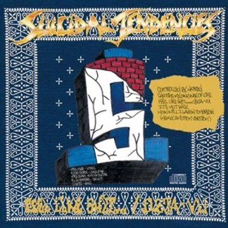 Suicidal Tendencies – Controlled by Hatred – Feel Like Shit – Deja Vu (PA)