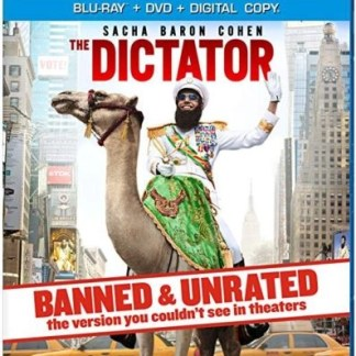 The Dictator – Sacha Baron Cohen (JUST Blu-Ray. NO DVD OR DIGITAL COPY)