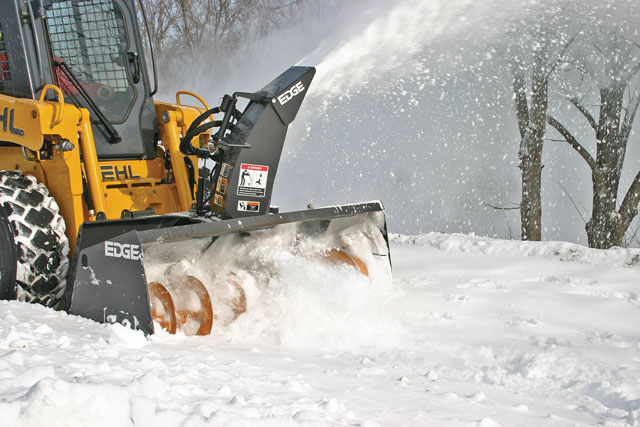 Your Mother Was A Snow Blower