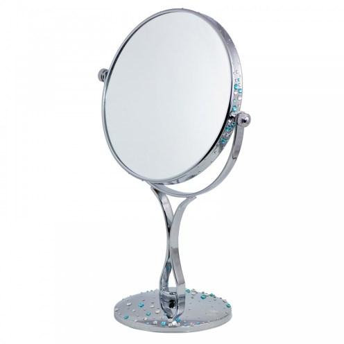 Pedestal mirror