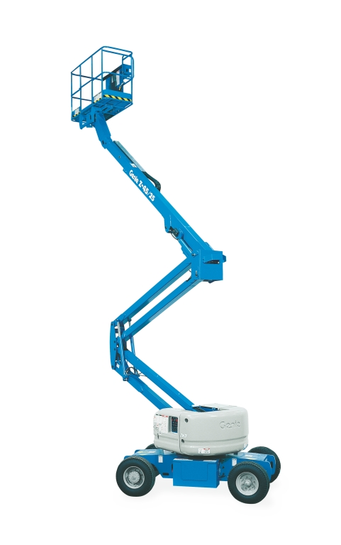 One Man Lift Rental Home Depot : rental, depot, Aerial, Equipment, Rentals, Scissor, Lifts, Depot, Rental, English, Content