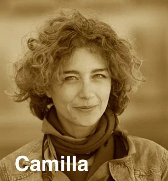 Camilla Bevilacqua Compagnie des Guides