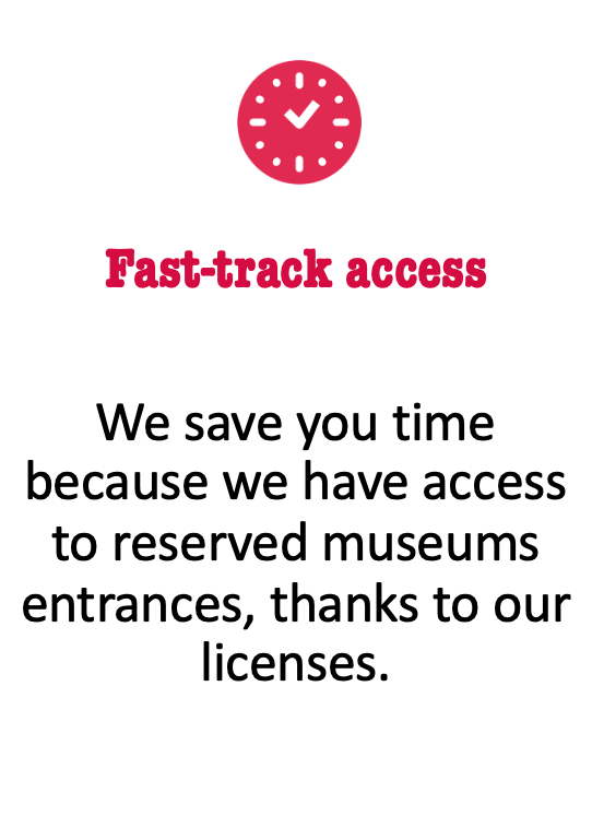 Fast-track access museum