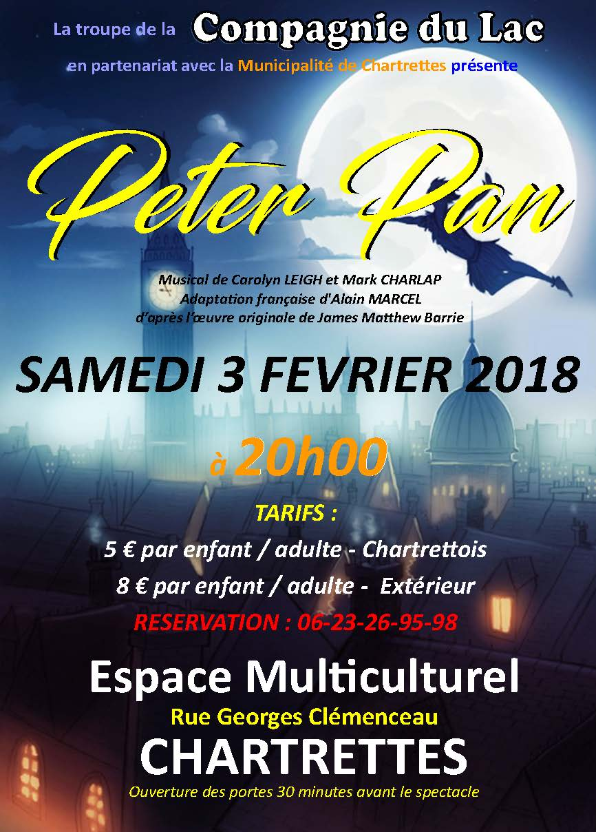 Peter Pan - Chartrettes 2018