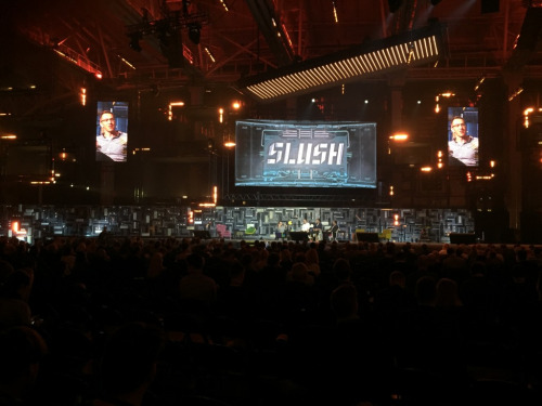 Some 15,000 people visited Slush, one of the world's largest tech gatherings that drew 1,700 startups this year as well as GE, Google and Nokia. Image credits: GE Reports
