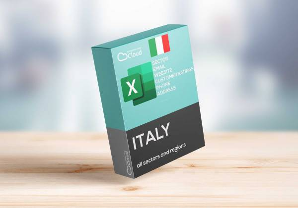 Italy Companies Databases Download