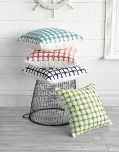 Starboard Pillows