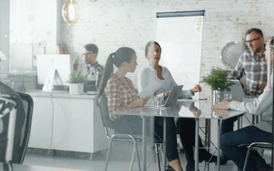 Dagens Næringsliv: Du kutter en halvtime møter når du sitter i kontorlandskap