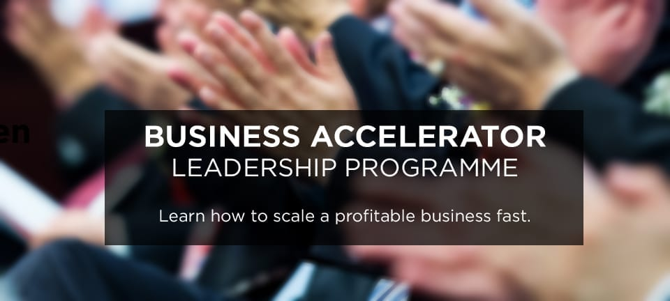 Business Accelerator Leadership Programme