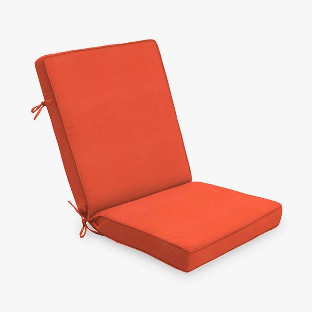 sunbrella seat cushion white
