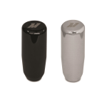 Weighted Shift Knob – Black, Silver