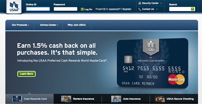 USAA Reviews Does USAAcom Offer Online Loans Direct Lender with Legit APR Rates  CompareCampcom