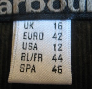 Why do size numbers matter? Clothes make me feel fat compared to who