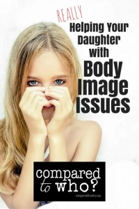 How to Help Your Daughter with body Image
