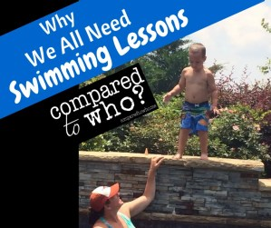 Why We All Need Swimming Lessons
