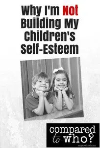 Woah! This article completely blows the argument that our children need more self-esteem. If you want to raise Christian kids, this is a must read!