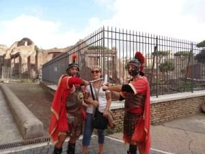 Ancient Ruins Rome
