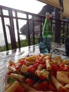 pasta on the Amalfi Coast Compared to Who