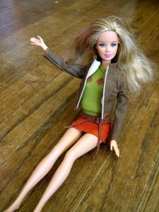 Barbie fall fashion