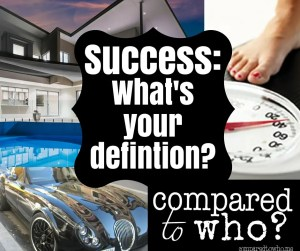 Success image Compared to Who