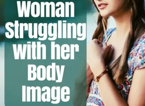 Advice for young women struggling with body image