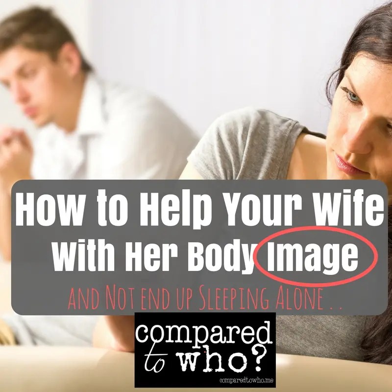 Dating someone with body image issues