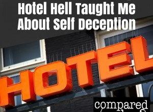 Self Deception: What Gordon Ramsay's Hotel Hell taught me about how I deceive myself.