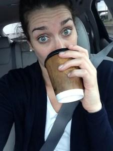hallie-coffee