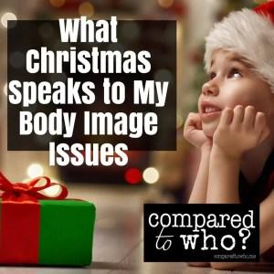Christmas body image help