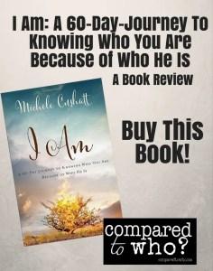 I Am Michele Cushatt Book Review