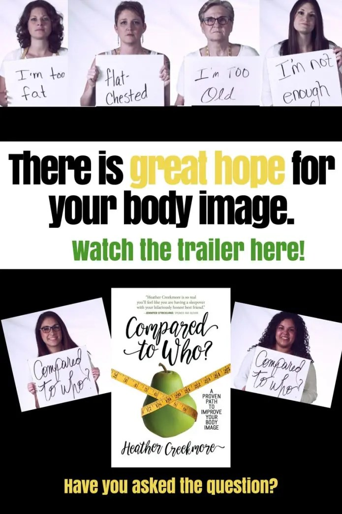 Trailer for a great new book on Christian body image