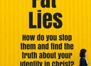 How do we find identity in Christ and defeat the lies