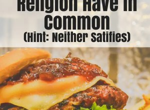 what diets and religion have in common