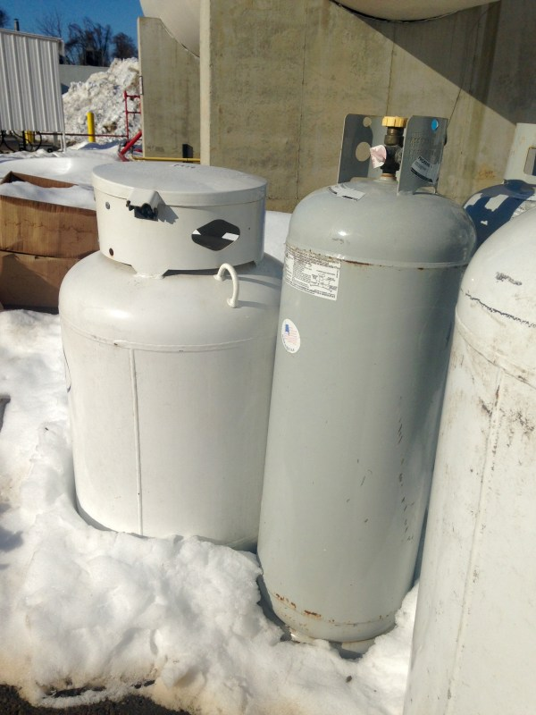 Propane Facts Gas Heaters & Refills