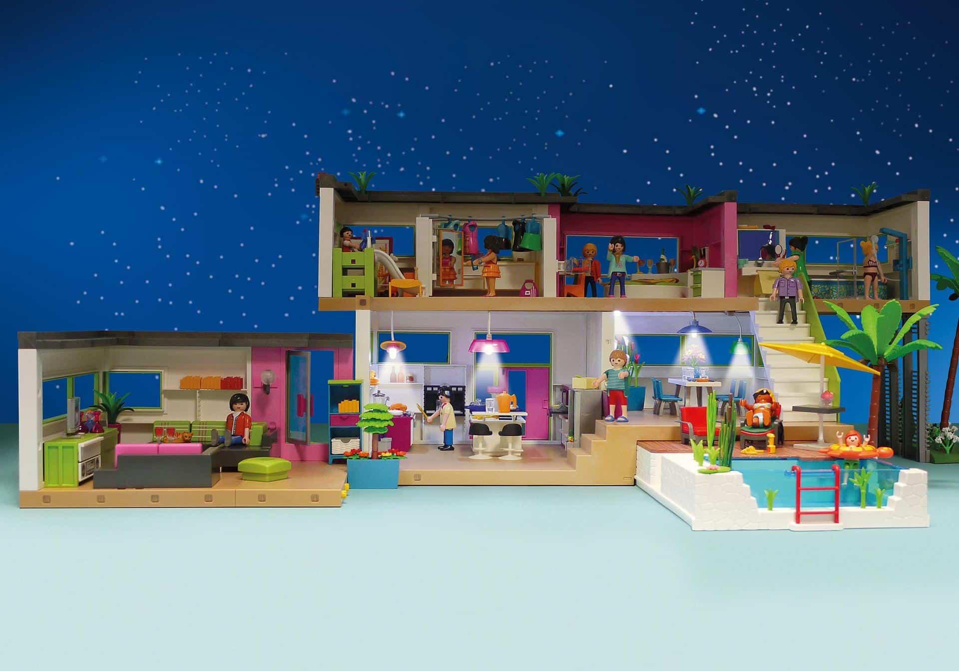 Maison Moderne Playmobil Gamme Prix Et Explications